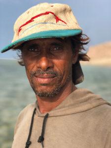 Abdullah the caveman
