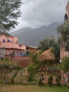 Ourigane village